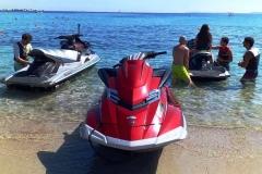 Piranha Center moto d'acqua