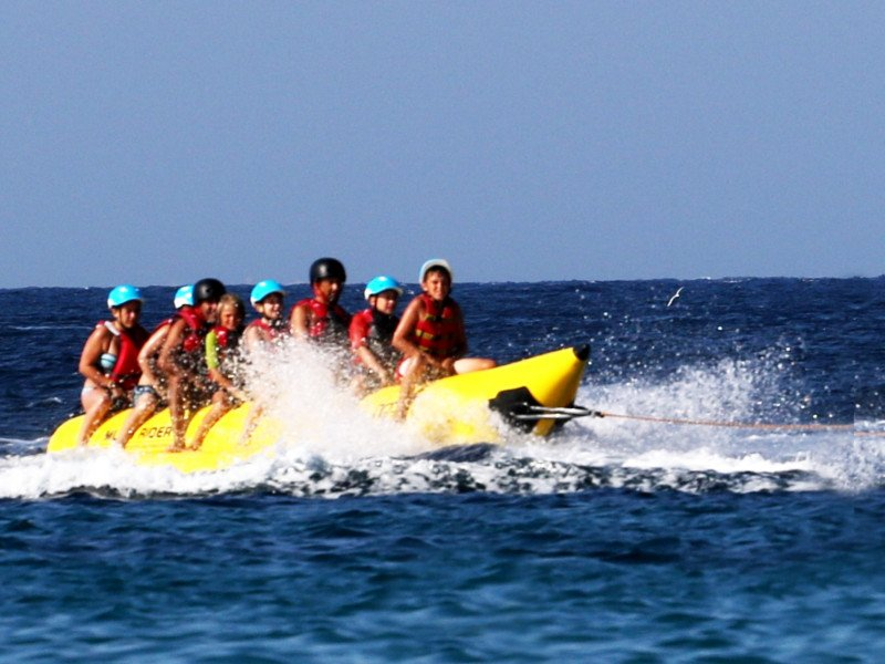 Immagine di Banana boat 8 posti