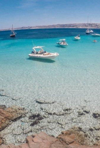 Maddalena / Corsica