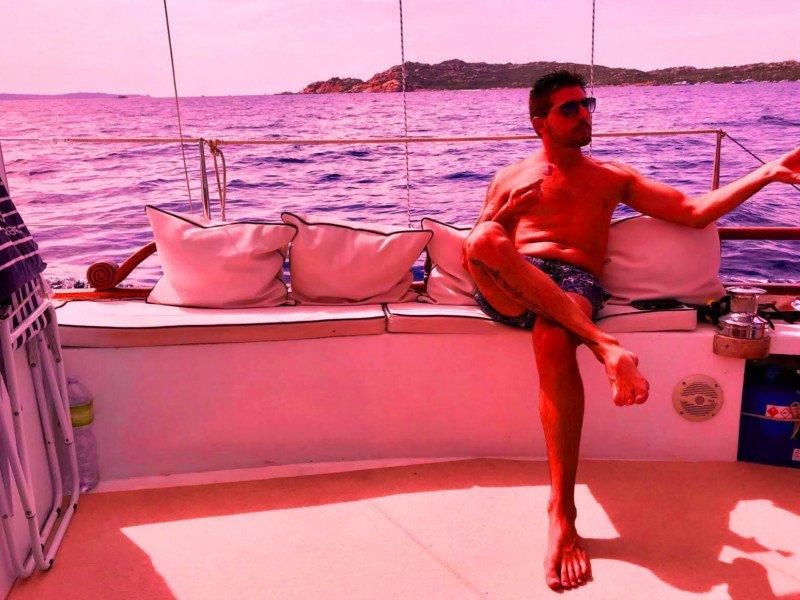 """Immagine di Escursione one-day """"arcipelago della Maddalena"""""""
